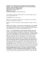 Flip Breskin oral history - October 24, 2005