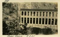 Lower Baker River dam construction 1925-08-02 Power House
