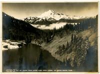 Mt. Baker from Lower Lake