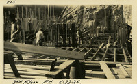 Lower Baker River dam construction 1925-06-22 3rd Floor P.H.