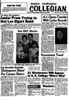 Western Washington Collegian - 1959 January 9
