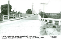 Little Squalicum Bridge
