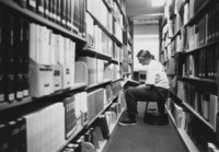 1993 Library: Periodicals Area