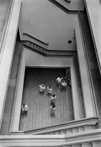 1968 Bond Hall: Interior