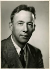 Formal studio portrait of unidentified man