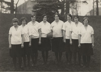 1927 Sophomore Volleyball