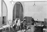 1943 Kindergarten Work Period