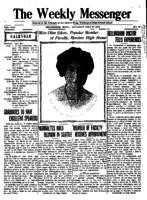 Weekly Messenger - 1918 July 27
