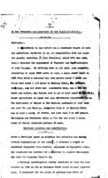 M. L. Stangroom report on construction of the BB&BC Railroad