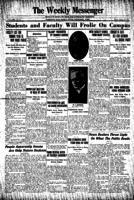 Weekly Messenger - 1924 August 15