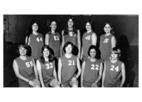 1974 Basketball Team