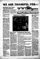 WWCollegian - 1942 November 25
