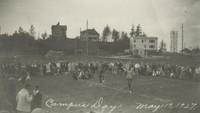 1927 Campus Day: Stilts Race