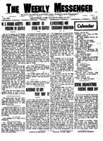 Weekly Messenger - 1917 April 21