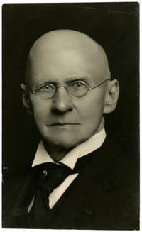 Studio portrait of C.T. Lathrop