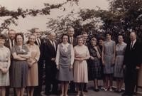 1965 Library Faculty and Staff