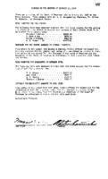WWU Board minutes 1927 January