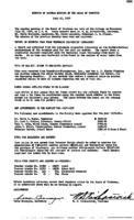 WWU Board minutes 1937 July