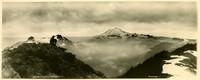 Mt. Baker from Shuksan, Engberg.