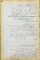 AS Board Minutes - 1920 August
