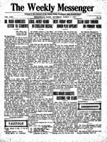 Weekly Messenger - 1919 March 1