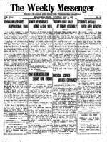 Weekly Messenger - 1919 May 3