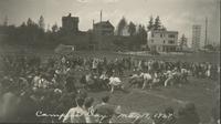 1927 Campus Day: Tug-of-War
