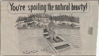 Aquaculture cartoon