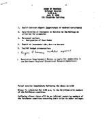 WWU Board minutes 1966 July