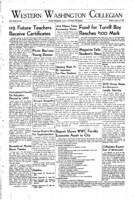 Western Washington Collegian - 1948 August 20