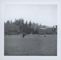 1965 Girls Playing Softball
