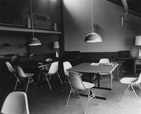 1973 Library: Sixth Floor Staff Room