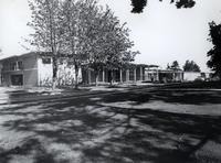 1961 Facade From Across High Street