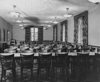 1947 Men's Residence Hall: Dining Room