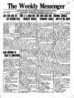 Weekly Messenger - 1919 June 25