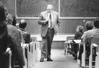 1984 G. Robert Ross Meeting with Faculty Constituents