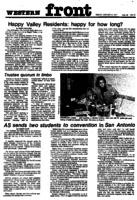Western Front - 1977 January 21