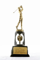 Golf (Men's) Trophy: Tri-College Championship, 1937