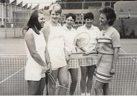 Tennis, Spring 1970