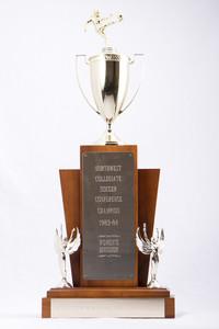 Soccer (Women's) Trophy: Northwest Collegiate Conference Champion, 1983/1984