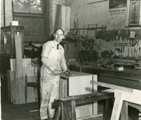 1947 Kasper Aagaard, Carpenter