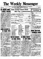 Weekly Messenger - 1918 January 26
