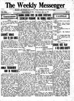 Weekly Messenger - 1918 May 18