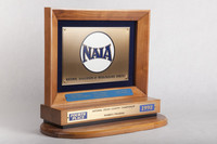 Cross-Country Running (Women's) Trophy: NAIA National Championship, 4th place, 1992