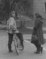 1975 Student on a Bicycle