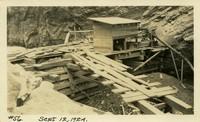 Lower Baker River dam construction 1924-09-12 Diversion dam