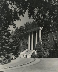 1954 Edens Hall