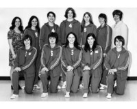 1971 Basketball Team