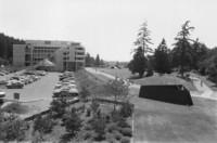 1975 Arntzen Hall with Wright's Triangle
