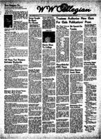 WWCollegian - 1940 January 19